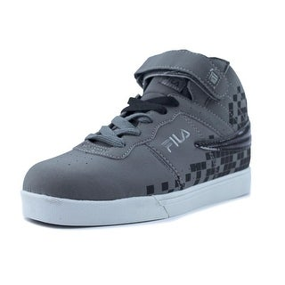 Fila Vulc 13 Digital Fade Youth  Round Toe Synthetic Gray Sneakers