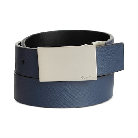 Calvin Klein Mens Reversible Belt