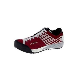 Boreal Climbing Shoes Womens Lightweight Bamba Granite Red