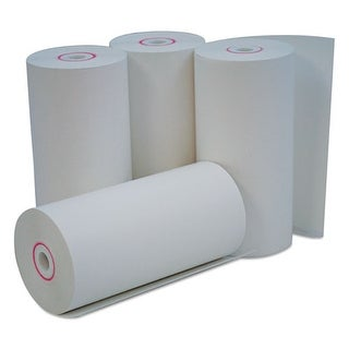 Universal Single Ply Thermal Paper Rolls - White Thermal Paper Rolls