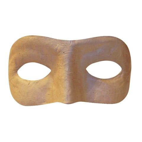 Creativity Street - Papier Mache Masks - Half-Mask