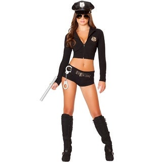 Officer Hoty Costume - as shown