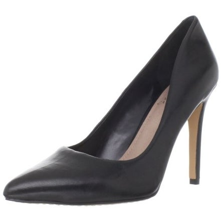 Vince Camuto Womens Kain Leather Pointed Toe Classic Pumps