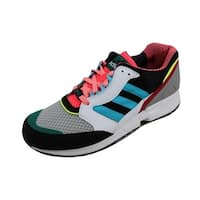 Adidas Men's Equipment Running Cushion Ice Grey/Blue-White Oddity D67571