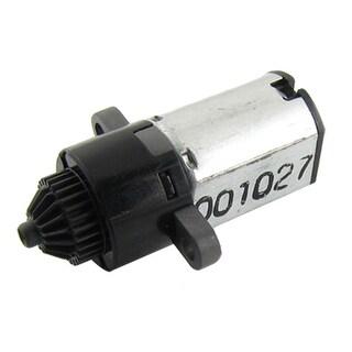 Unique Bargains Mini Electronic Motor Toy Fan Bevel Gear DC 3V 130rpm