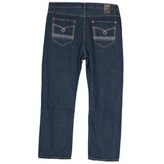 Jean Station BIG Men's Straight Leg Fashion Jeans (More options available)