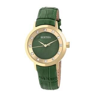 Stainless Steel Bertha Women s Watches  c0f8d265a0