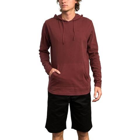 RVCA Mens Hoodie Cotton Long Sleeves - XXL
