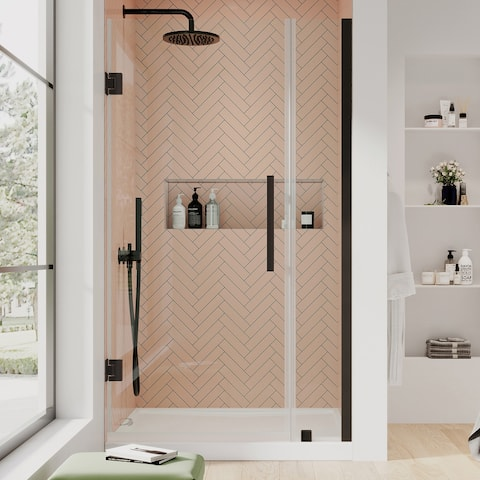 """Endless TP0120300 Tampa-Pro Alcove 31 7/8 to 33 1/16"""" W x 72"""" H ORB"""