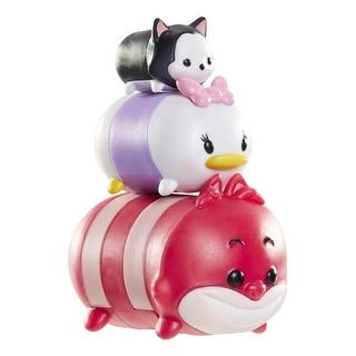Disney Tsum Tsum 3 Pack: Figaro, Daisy, Cheshire