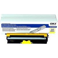 OKI Toner Cartridge - Yellow 44250713 Oki Toner Cartridge - Yellow - LED - 2500 Page - 1 Each