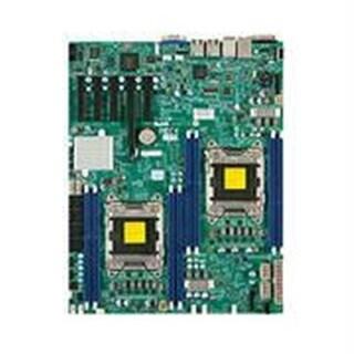 Dual LGA2011- Intel C602- DDR3- SATA3- V&2GbE- EATX Server