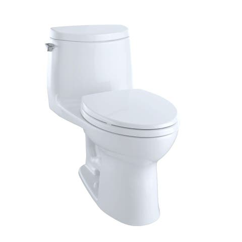 TOTO MS604114CUFG Ultramax II One Piece Elongated 1.0 GPF Toilet with
