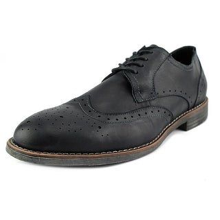 Spring Step Dimitri Round Toe Leather Oxford