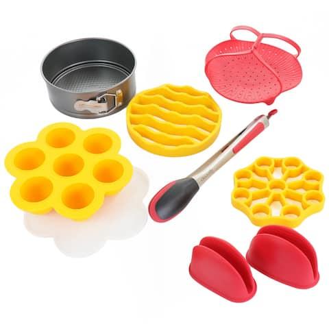 Crock-Pot 7 Piece Pressure Cooker Accessories Starter Kit