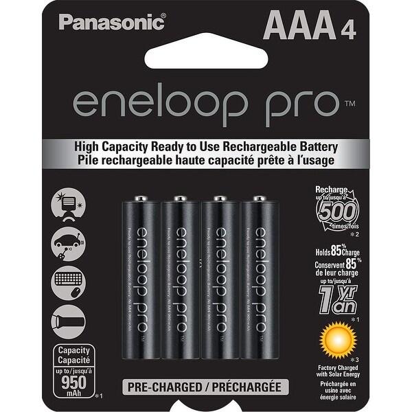 Panasonic Battery - Bk-4Hcca4ba