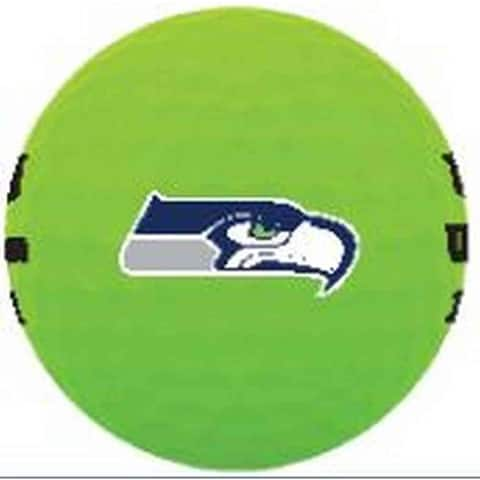 Wilson Duo Soft NFL Football Golf Balls (12 Balls) Seattle Seahawks Green - Standard