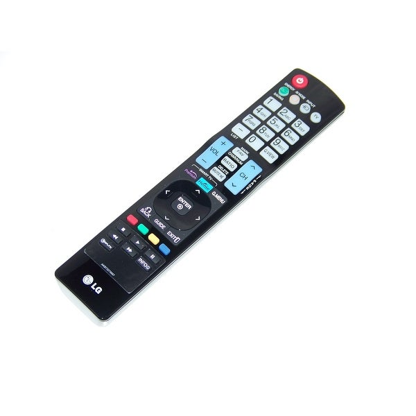 OEM LG Remote Control Originally Shipped With: 42LV5500UA, 47LV5500UA, 55LV5500, 55LV5500, 55LV5500UA, 55LV9500UA
