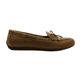Link to Comfortiva Womens Mindy II Leather Closed Toe Loafers Similar Items in Women's Shoes