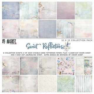 "Sweet Reflections - 49 And Market Collection Pack 12""X12"""
