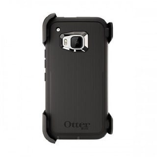OtterBox Defender Case for HTC One M9 - Black