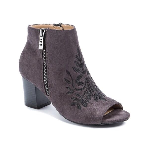 Andrew Geller Spinda Women's Boots DK Grey