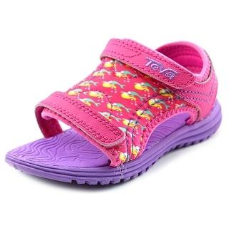 Teva T Psyclone 5 Open-Toe Canvas Sport Sandal