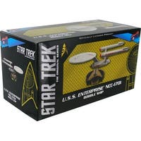 Star Trek U.S.S. Enterprise NCC-1701 Bobble Ship - multi