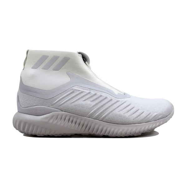 competitive price 999cb 7d88c Adidas Alphabounce Zip KITH Crystal White DA9707 ...