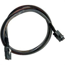 Adaptec Cable 2279700-R Internal SCSI to Mini Serial SATA/SAS SFF-8087 Bare