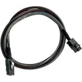 Adaptec Cable 2279700-R Internal SCSI to Mini Serial SATA/SAS SFF-8087 Bare