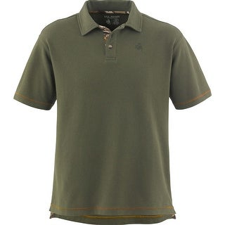 Legendary Whitetails Mens Borderline Pique Polo