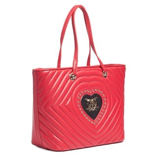 Moschino JC4043 150A Red/Black Shopper/Tote - 14-10-6