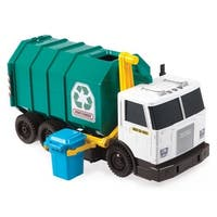 """Matchbox(R) 15"""" Large Scale Garbage & Recycling Truck"""