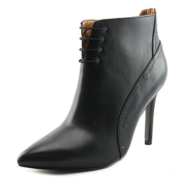 Halston Irene Black Boots