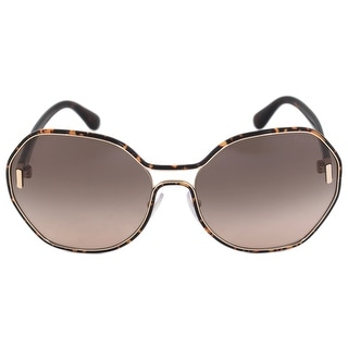 ef29403a3785 ... closeout shop prada round sunglasses pr53ts 2au3d0 63 free shipping  today overstock 23086964 e0273 9a611