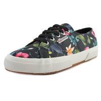 Superga Fanrasow  Black Multi Sneakers Shoes