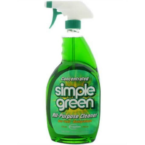 Simple Green 2710001213013 Concentrated All Purpose Cleaner, Non-toxic, 24 Oz