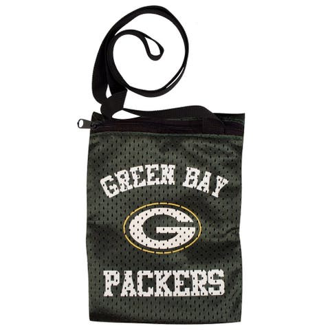 Green Bay Packers Game Day Pouch - 6.25x8.5""