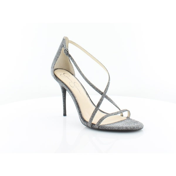 add4338c0b8 Shop Jessica Simpson Annalesse Women s Heels Pewter Multi - 11 ...