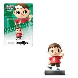 Nintendo Wii/ Wii U Software Amiibo Villager Action Figure