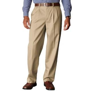 Dockers Mens Khaki Pants Twill Relaxed Fit|https://ak1.ostkcdn.com/images/products/is/images/direct/15fa94ab5ada636883c47fd874b49712a5acf86a/Dockers-Mens-Khaki-Pants-Twill-Relaxed-Fit.jpg?impolicy=medium