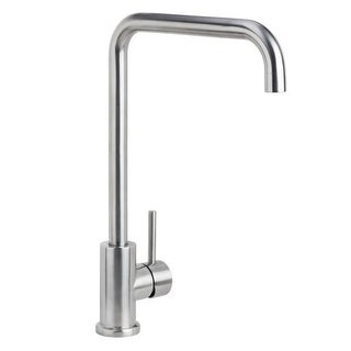 Miseno MK004 Kitchen / Prep Faucet (Solid T304 Stainless Steel) - grey
