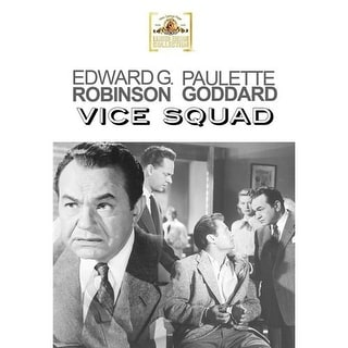 Vice Squad DVD Movie 1953