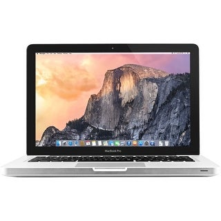 """Link to Apple MacBook Pro 13"""" MD101LL/A Silver (8GB RAM, 500GB HDD) - Acceptable Similar Items in Laptops & Accessories"""