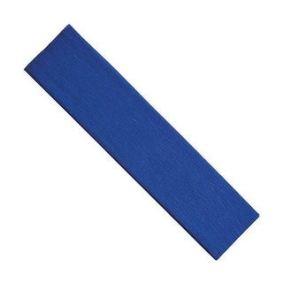 Pacon PACAC10170BN Blue Crepe Paper, Pack of 12