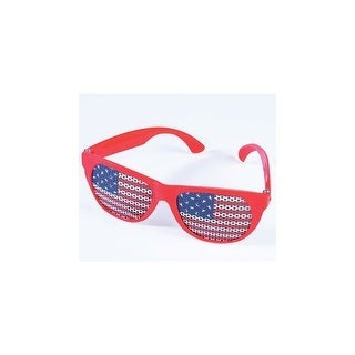 Patriotic Flag Glasses, American Flag Glasses