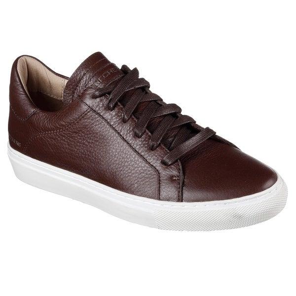 Skechers 48867 DKBR Women's VASO-CORDON Sneaker