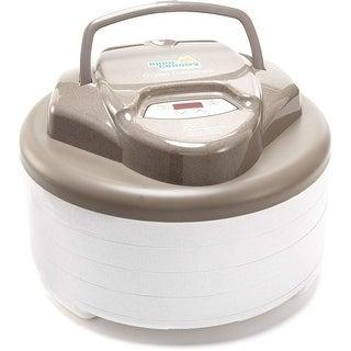 Open Country FD-78SK Digital Dehydrator, 600-watt - grey specked & brown