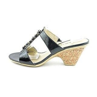 Karen Scott Womens KYLEY Open Toe Casual Slide Sandals